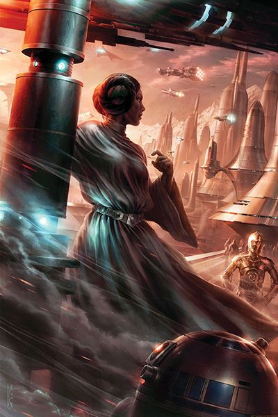 """""""Last Look Back"""" - by Raymond Swanland - 95 piece limited edition giclée on canvas - http://www.acmearchivesdirect.com/product/SWOTLTD320/Last-Look-Back.html?cid= 150 piece limited edition giclée on paper - http://www.acmearchivesdirect.com/product/SWOTLTD320P/Last-Look-Back.html?cid="""