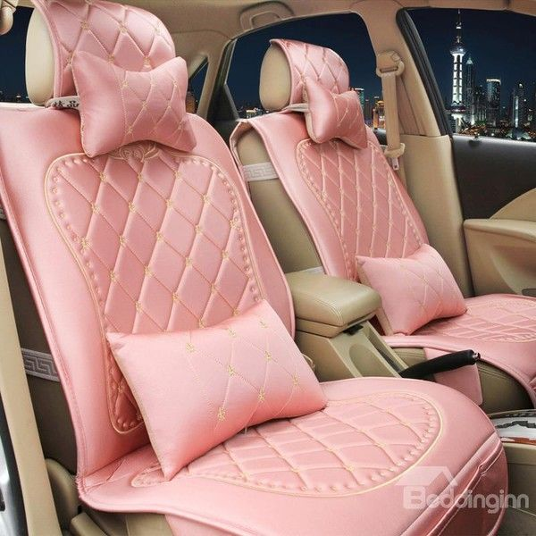 High Class Luxury Yamamai Silk Car Seat Cover