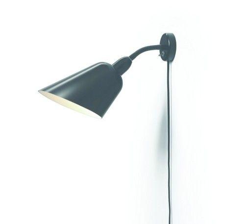 Arne Jacobsen Bellevue AJ4 Svart - Belysning Soveromslampe?