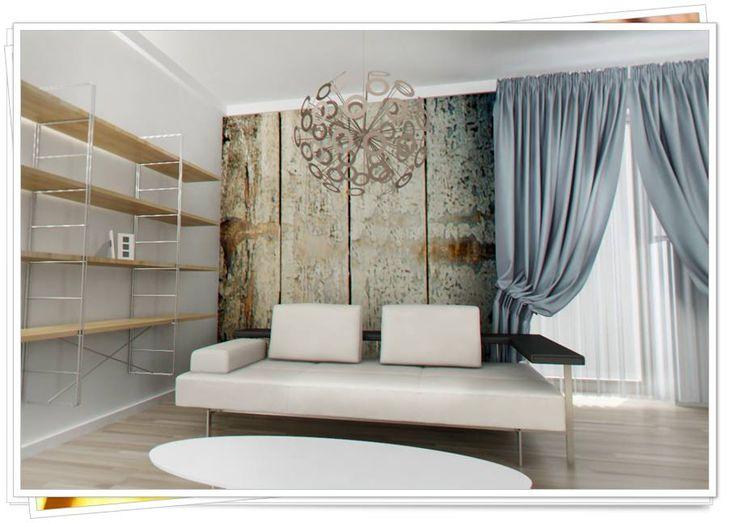 Stylowe tapety ścienne w Twoim salonie