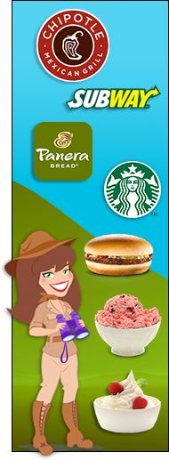 Hungry Girl Survival Guides: Fast Food