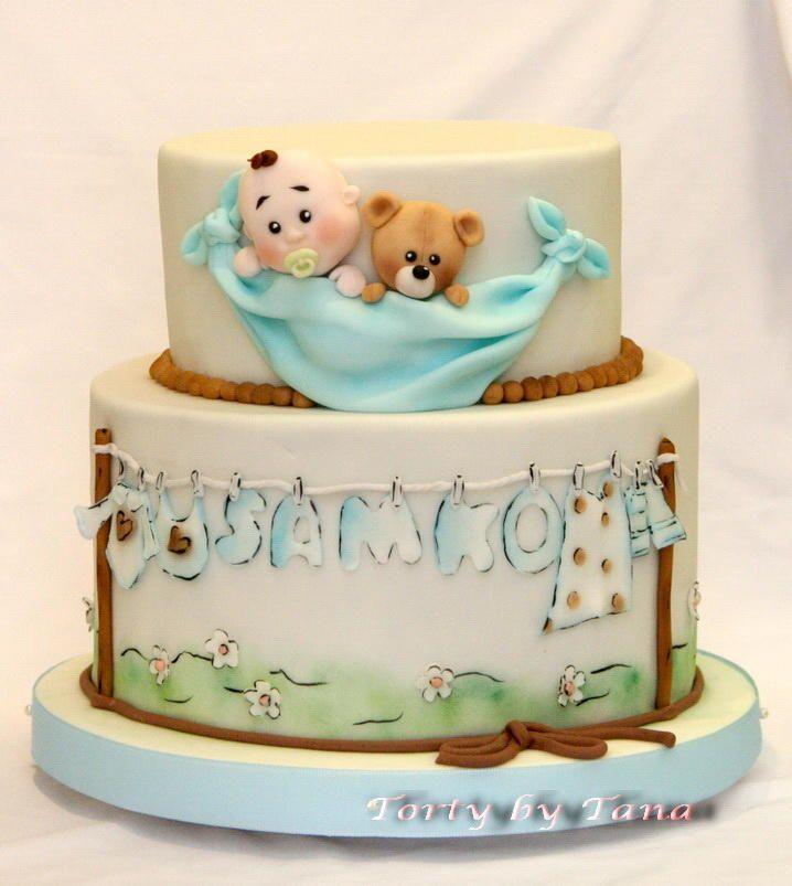 christening - Cake by grasie