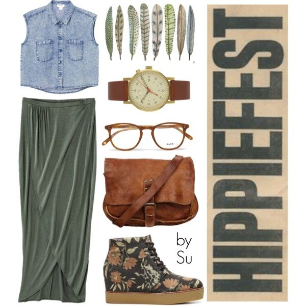 """""""HIPPIEFEST"""" by subysu on Polyvore"""