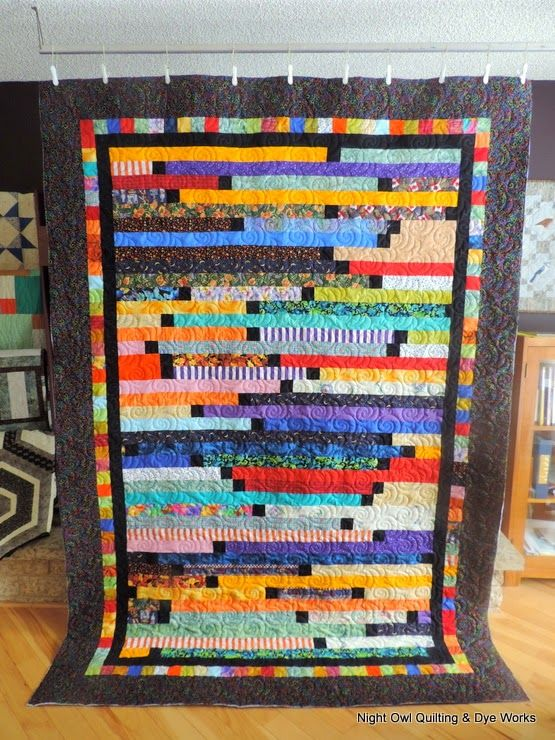 291 Best Images About Jelly Roll Quilts On Pinterest Fat