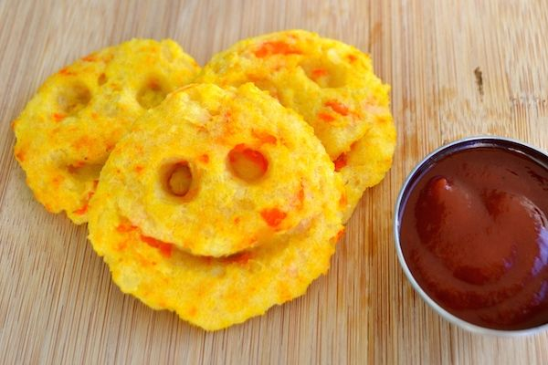 Homemade Smiley Face Baked Potatoes are fun, creative, and a healthy version of the popular Potato Smiles. I'm so happy and excited to share these cute Homemade Smiley Face Baked Potatoes wit…