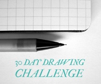 30 Day Drawing Challenge // Tough but fun challenge to do if you're an artist. :)