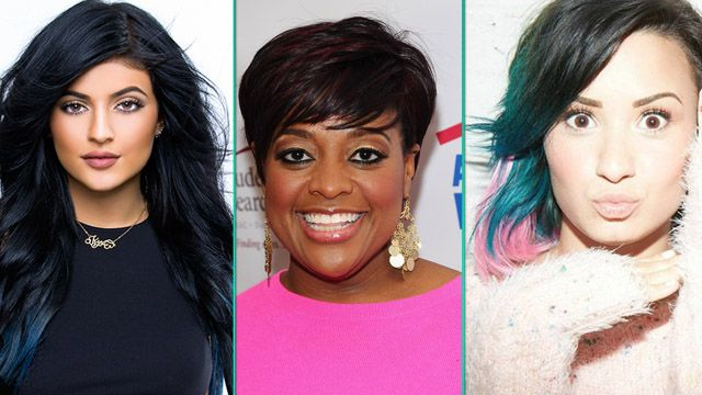 Find out which celebrity hair is the best for you.