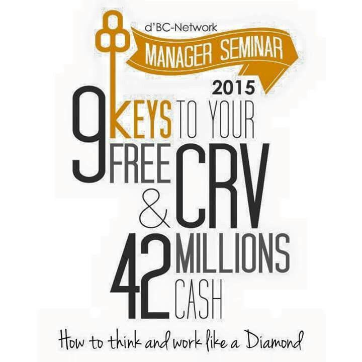 D'BCN Manager Seminar -> Dec 2015