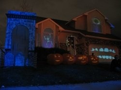 In my lens, Top 10 Halloween Light Displays, I chose The Bates Haunt as my #1 choice favorite Halloween display. The Bates Haunt does not use...