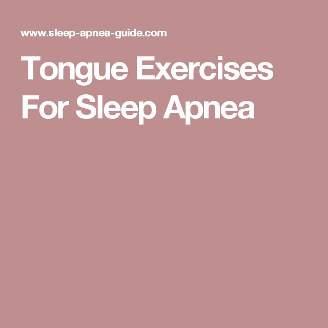 Tongue Exercises For Sleep Apnea http://endofsnores.com/how-to-make-someone-stop-snoring-while-sleeping/anti-snoring-devices-review/dr-dakota-snoring-stop-review/
