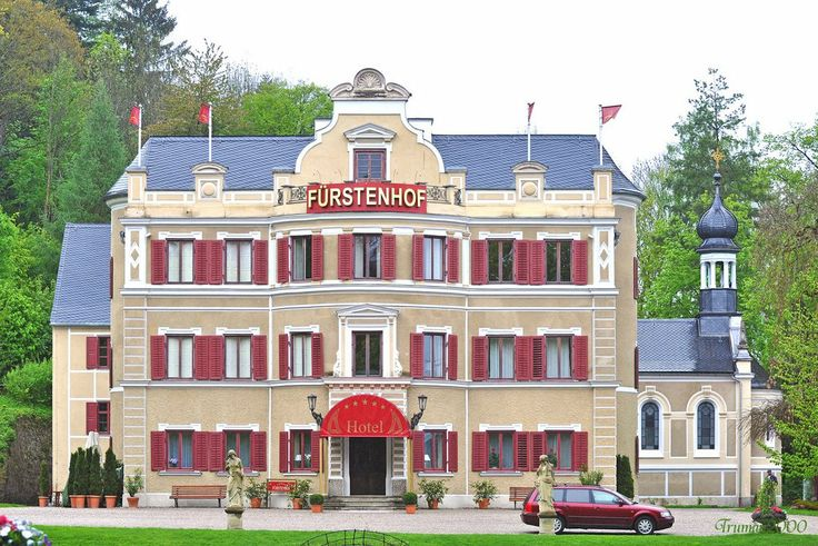 Hotel Furstenhof In Bad Kreuznach