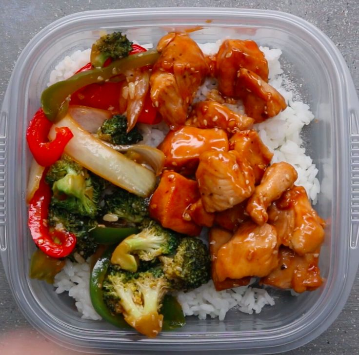 Start your week off right with these meals.