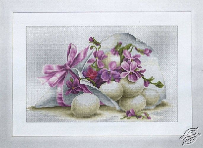 Easter Joy - Cross Stitch Kits by Luca-S - B106