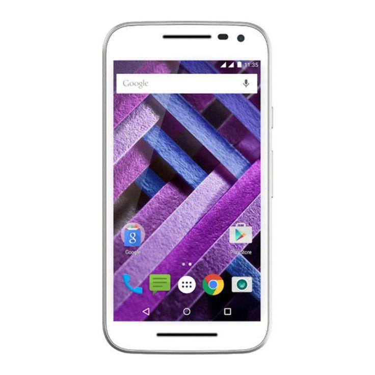 Buy Moto G Turbo Edition White, 16 GB online