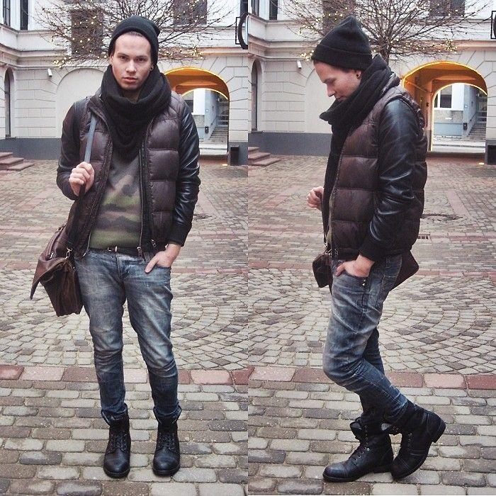 www.galaxiesandmore.com  #winter #menswear #blogger #riga