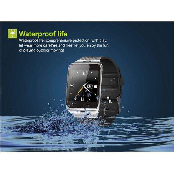 GV18 Smart Bluetooth Uhr mit NFC sim-karte Smartwatch Für iPhone Android-Handy //Price: $US $23.48 & FREE Shipping //     #meinesmartuhrende