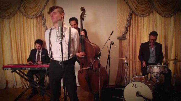 Titanium - Vintage 1940s Jazz Crooner - Style Sia / David Guetta Cover f...Von Smith https://www.youtube.com/watch?v=g3iL596QKII