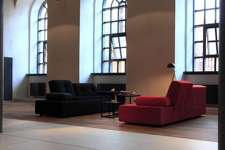 Hotel Andel's Łódź - sofa Polder http://atakdesign.pl/pl/p/Polder-Sofa/376