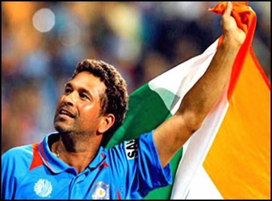 Sachin Tendulkar Is The Best Cricketer