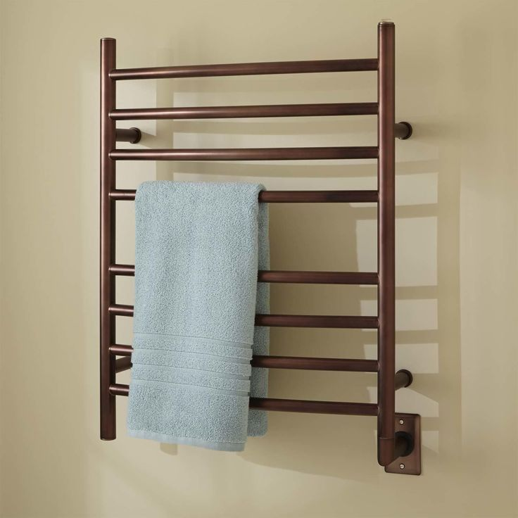 "24"" Rivergrove Curved Hardwired Towel Warmer -"