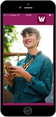 La aplicacion Willy, ha sido creada para estar enfocada en el futuro, a diferencia de aplicaciones actuales que muestran nuestro presente. En esta app, se pueden enviar mensajes o imagenes para que los contactos las puedan ver a futuro, para disfrutarlas despues.
