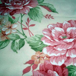 tela de flores grandes
