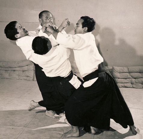Aikido Master Koichi Tohei Explains the Concept of Ki (Internal Energy)