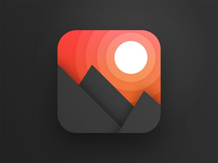App Icon - Day 5 by Patryk Zabielski—The Best Mockups for Your Next App → store.ramotion.com