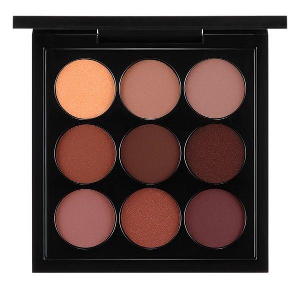 MAC Burgundy Times Nine Eyeshadow Palette