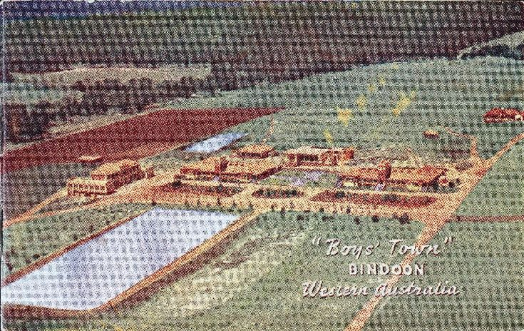 """""""Boy's Town"""" Bindoon, Western Australia, 1951."""