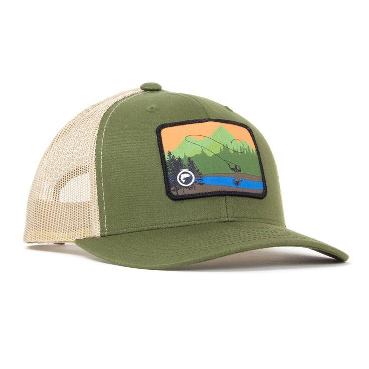 80 best derek presents images on pinterest gifts favors for Fly fishing trucker hat