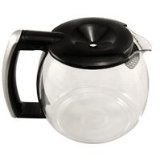 View Delonghi GC03 Coffeemaker 10 Cup Carafe, Black