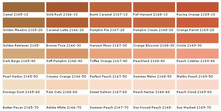 Benjamin Moore Paint Colors - Benjamin Moore Paints - Benjamin Moore Interior Paint - Benjamin Moore Samples ...Pumpkin cream for living room wall