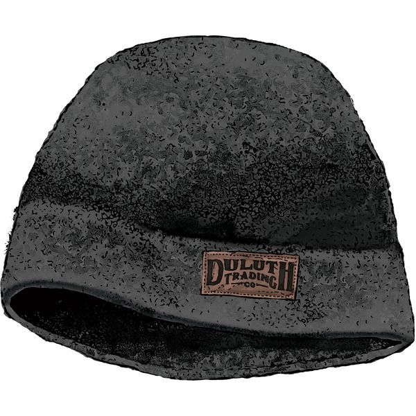 5e16035c628 Men s Woolly Mammoth Boiled-Wool Cap BLACK XL 2XL
