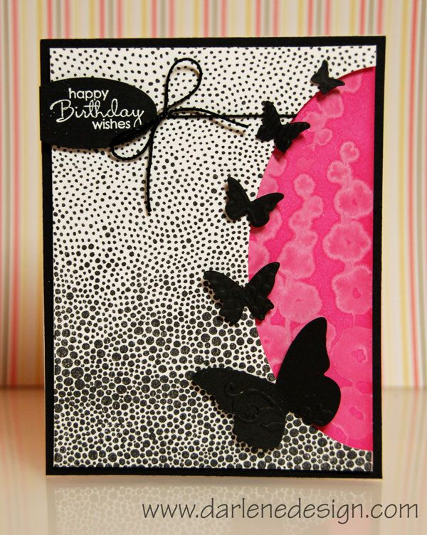 207 best Stampin Up Birthday Cards images on Pinterest Cards - birthday card layout
