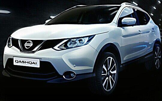 Nissan Quashkai jaunais modelis