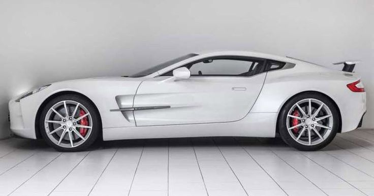 A Pristine Aston Martin One-77 Going For The Low-Low Sum Of $3.2 Million #Aston_Martin #Aston_Martin_One_77