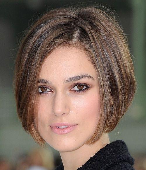 Short Hair Cuts Bob for Women: Kiera Knightly always looks flawless