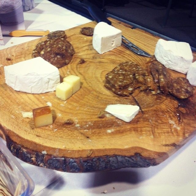 Seriously such amazing cheese find them at #TGCCF cc. @qualitycheeseinc   #simplepleasures  #CDNcheese