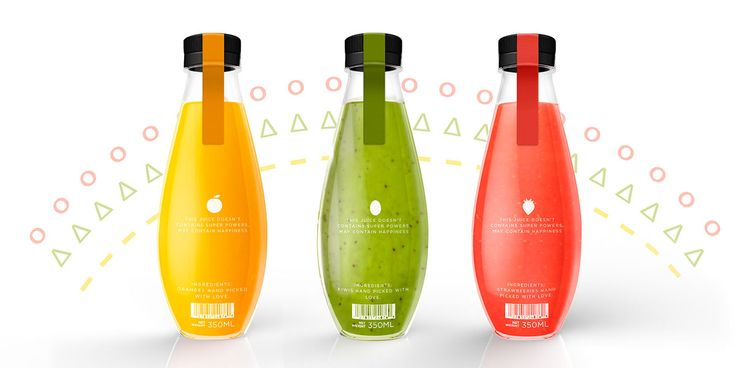 Urban Crop is an organic juice packaging that brings together the city and the farm.