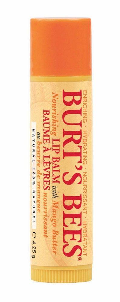 Kuivat Huulet  Burt's Bees Mango Huulirasva