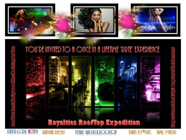 RooftopRoyaltyExpeditition♥ invite