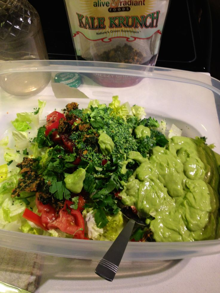 The dressing is everything when creating a delicious salad!