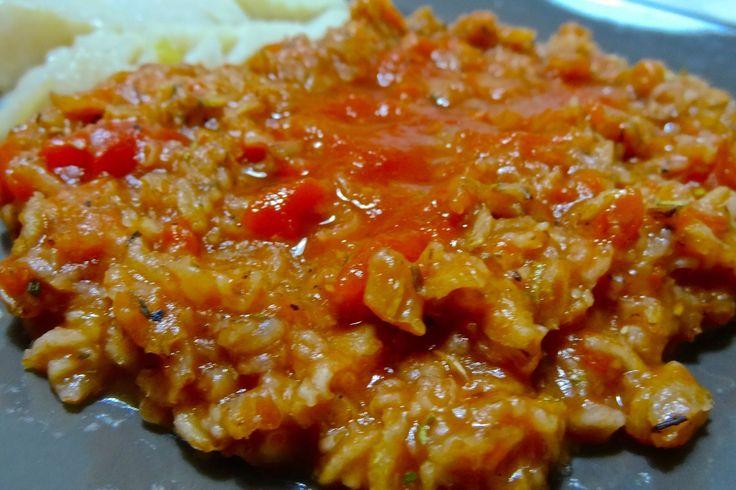 """porridge salé : tomate et herbes de  Provence""""  FacebookTwitterGoogle+PinterestE-mail   Ça n'est pas passé inaperçu : le porridge au petit déjeuner j&r…"""