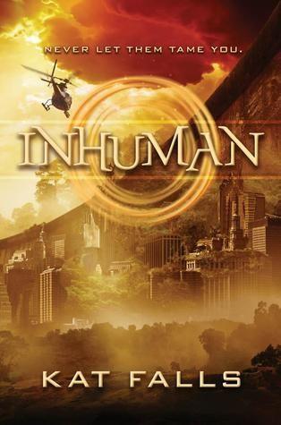 Inhuman (Fetch, #1)