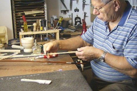 how to build a violin bow rehairing jig | bow rehair