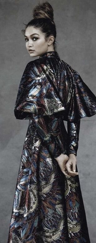 Gigi Hadid for Vogue Italia 2016