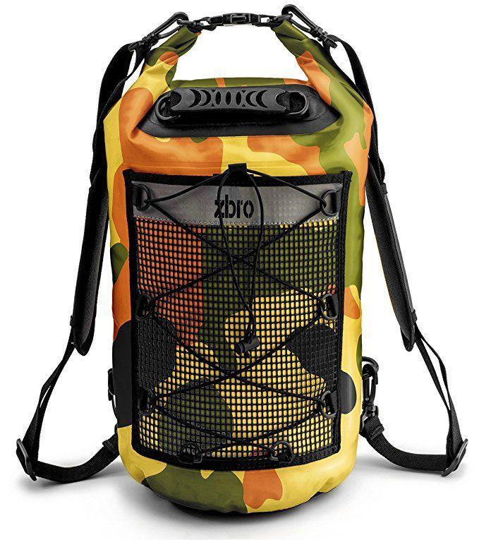 edb957807c Amazon.com   ZBRO Waterproof Dry Bag with 2 Pockets