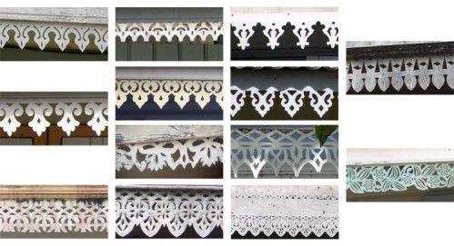 Un lambrequin ( lambroquin ) désigne en décoration une découpure d'étoffe constituée d'une bordure à festons parfois garnie de franges, de houppes et de glands suspendus par une tringle dans sa partie supérieure et servant de motif d'ornementation pour...