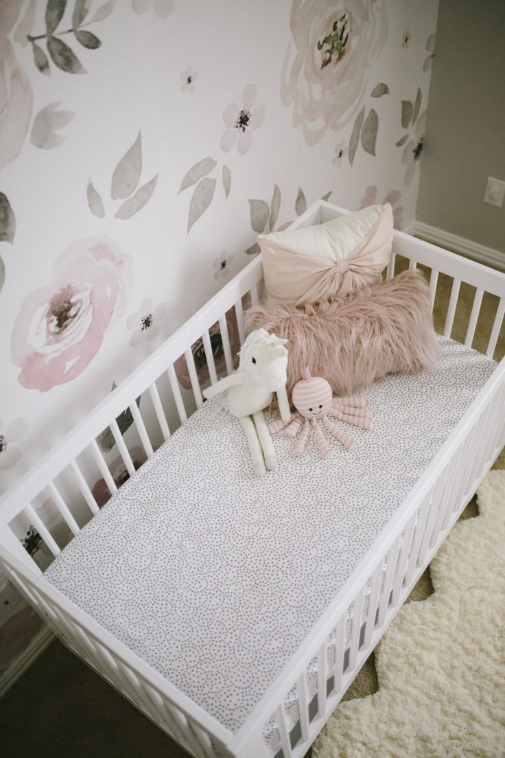 1000 Images About Pink Nursery On Pinterest
